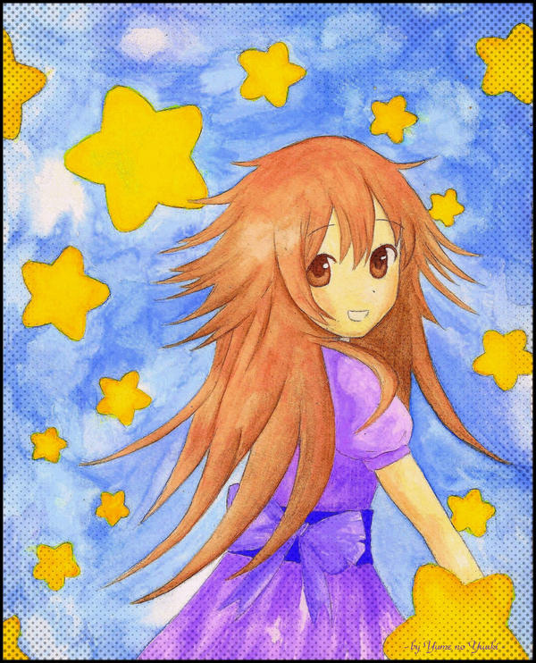 - S t a r r y -  S k y - by Yume-no-Yuuki