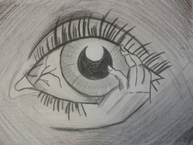 Surreal Eye by alyssa016