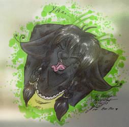 Montmoranci gift by Enaya-TheWhiteWolfen