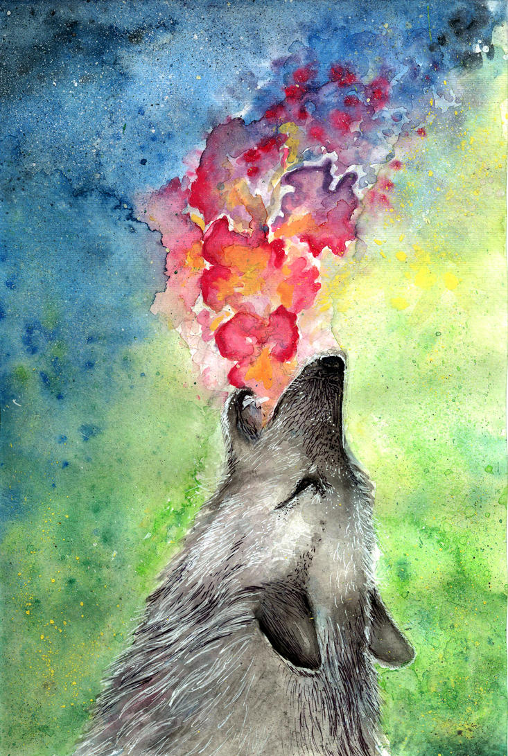 2012. Wolf by mhebertfashion