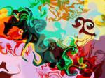 Colorful Mess by MaraRey