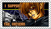 I support... The Vatican 2 by KikkaChan