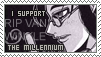 I support... The Millennium 2 by KikkaChan