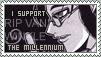 I support... The Millennium 2 by KikkaChan