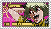 I support... The Millennium 3 by KikkaChan