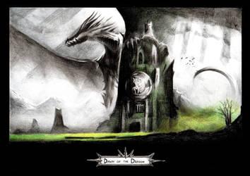 Dragon's dawn. by YashamaruUmezawa92