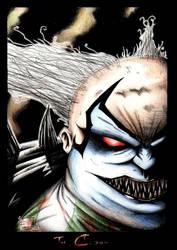 The Clown by YashamaruUmezawa92