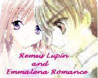 Emmalena and Remus Lupin by Emmalena