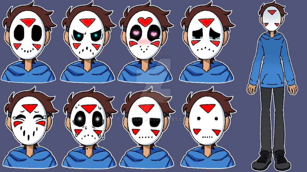 H20 Delirious Animated Testing Faces Out! by FailGurl on DeviantArt
