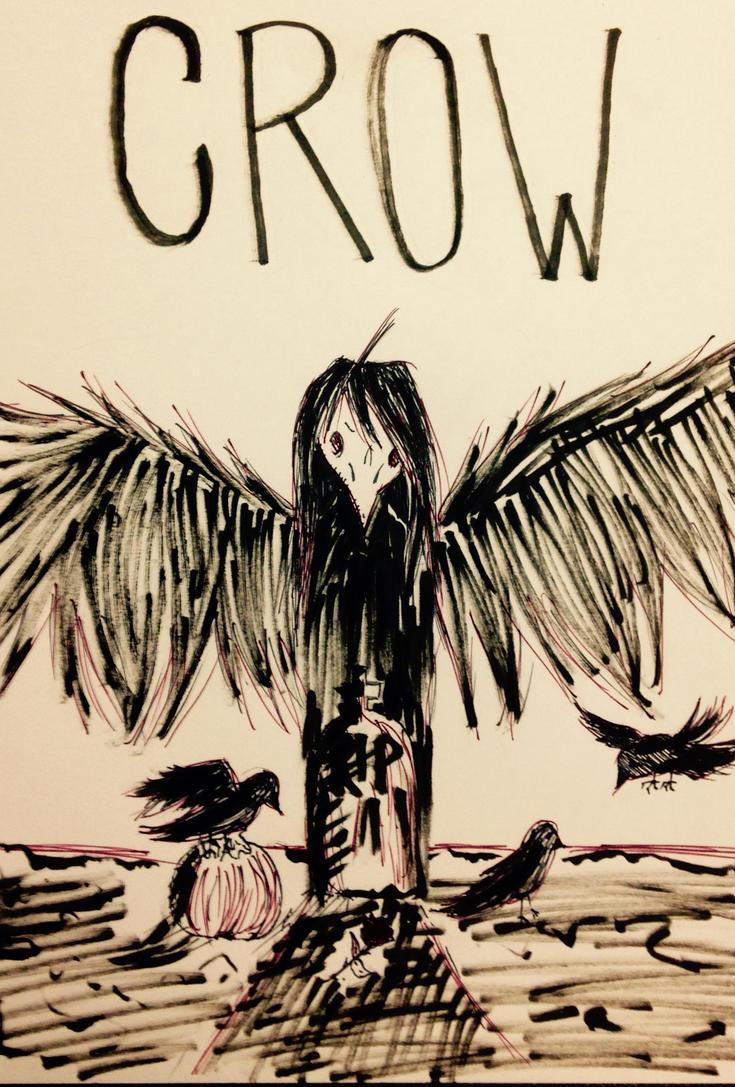 CROW by StellaStarfish