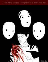 A heartless man by l-PopCornCat-l