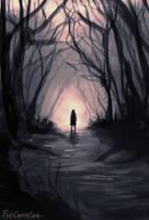 Walk away by l-PopCornCat-l