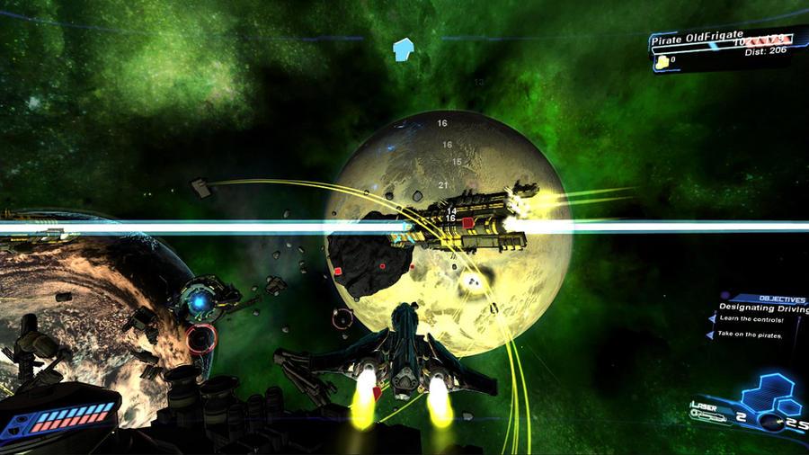 Dawnstar Screenshot II by ionen