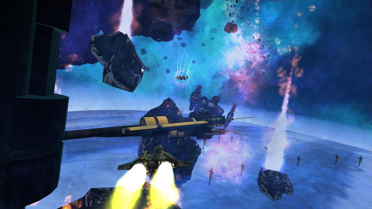 Dawnstar Screenshot III by ionen