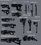 Potemkin: Weapons - First Pass