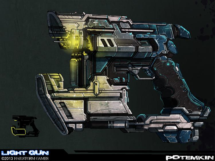 Potemkin: Light Gun by ionen