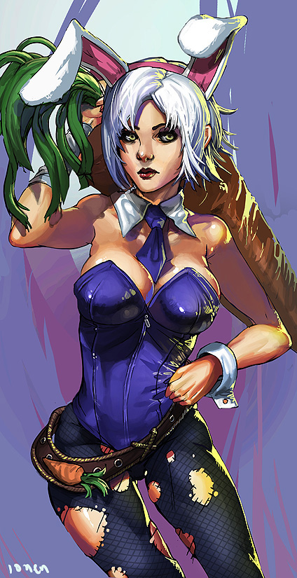 Bunny Riven by ionen