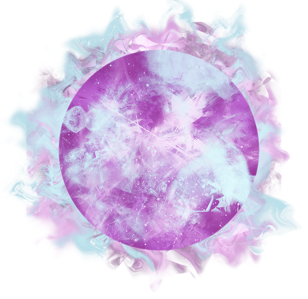 purple and blue planets - photo #28
