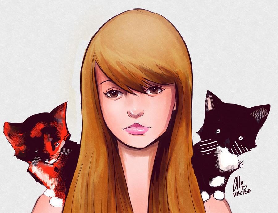 Kitties by vbc150