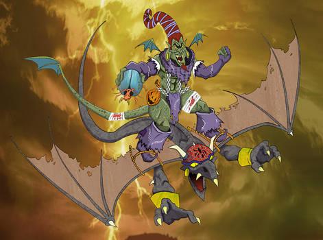 The Original Green Goblin
