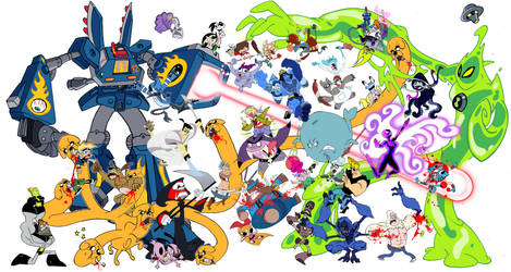 Cartoon Network Calamity