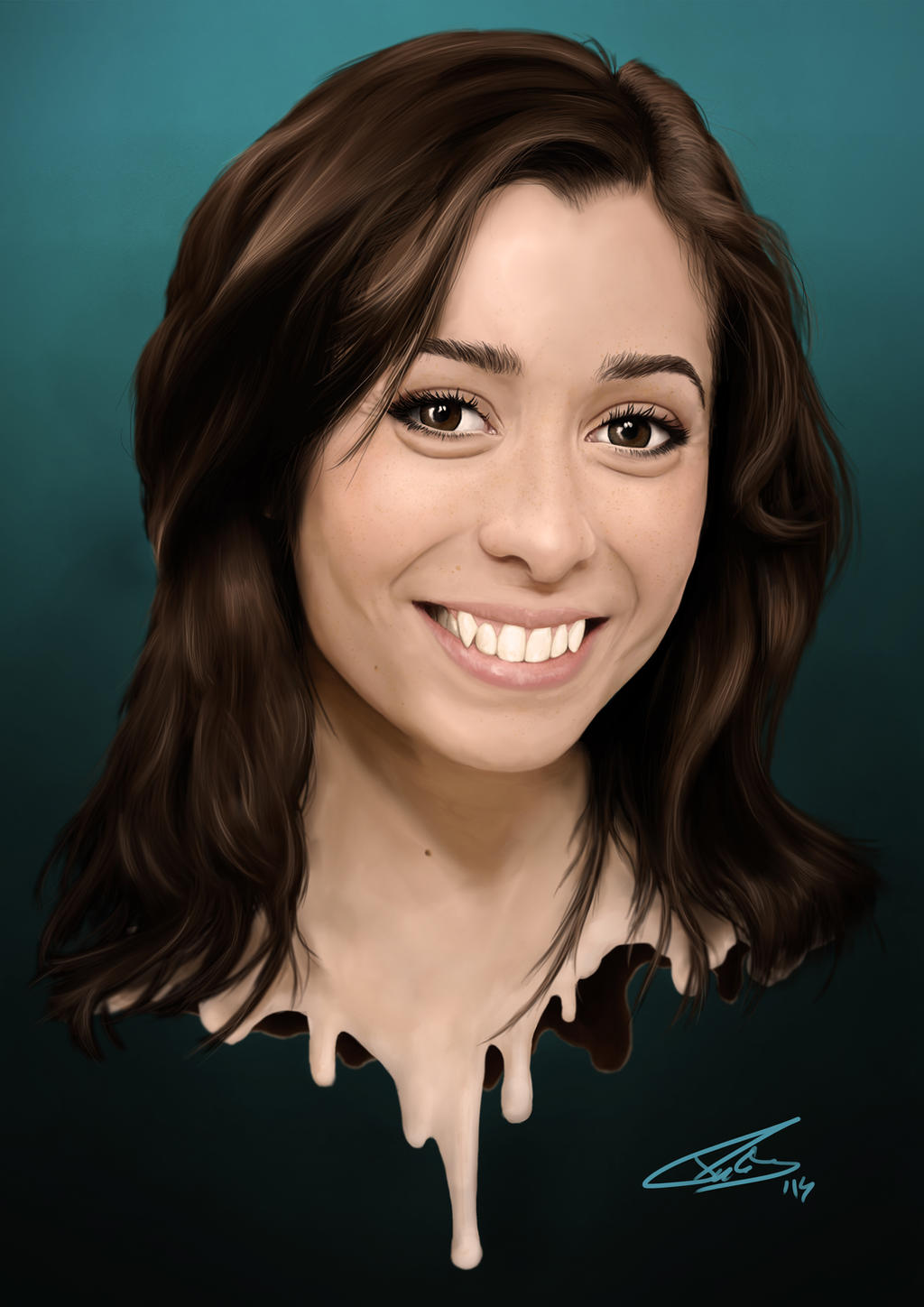 Cristin Milioti Teeth Fixed