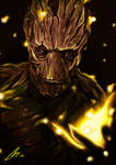 Groot by HunDrenus
