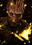 Groot by HunDrenus