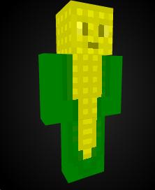 Minecraft skins Corn_man_mcskin_by_lilbrokk-d45i0by