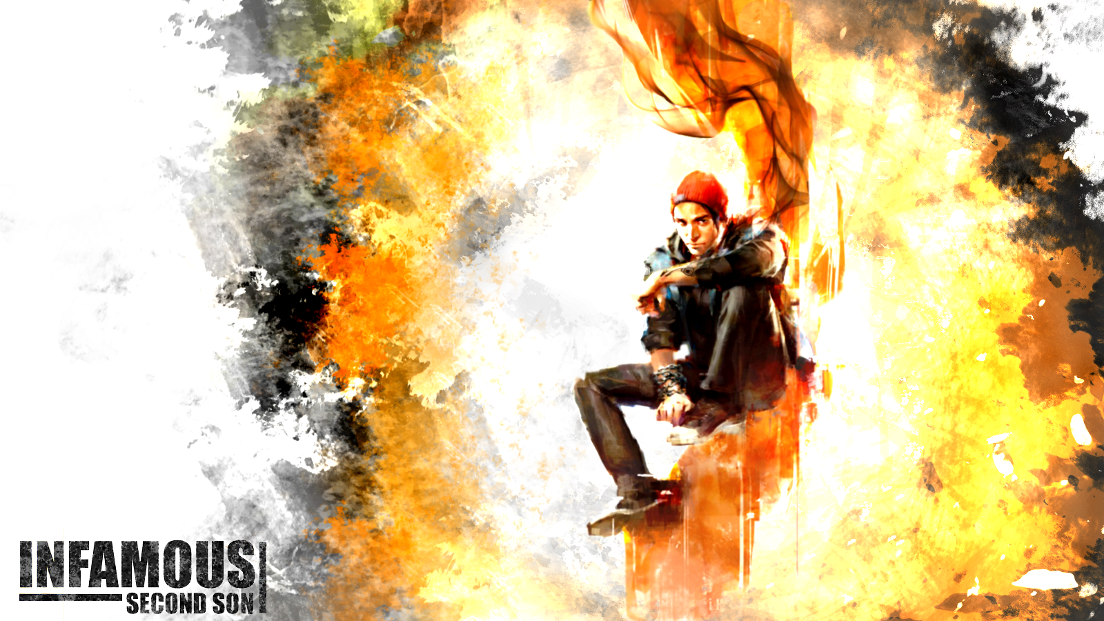 Infamous:Second Son By EpidemicPandmonia On DeviantArt