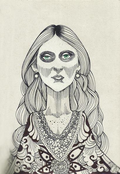 Portrait by odilon2012