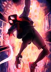 Miles Morales - Spider Man