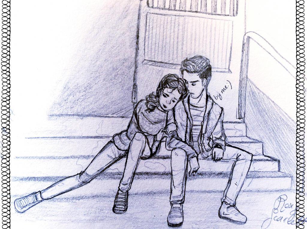 Naveen and Tiana - Real Life by JenniferRobins