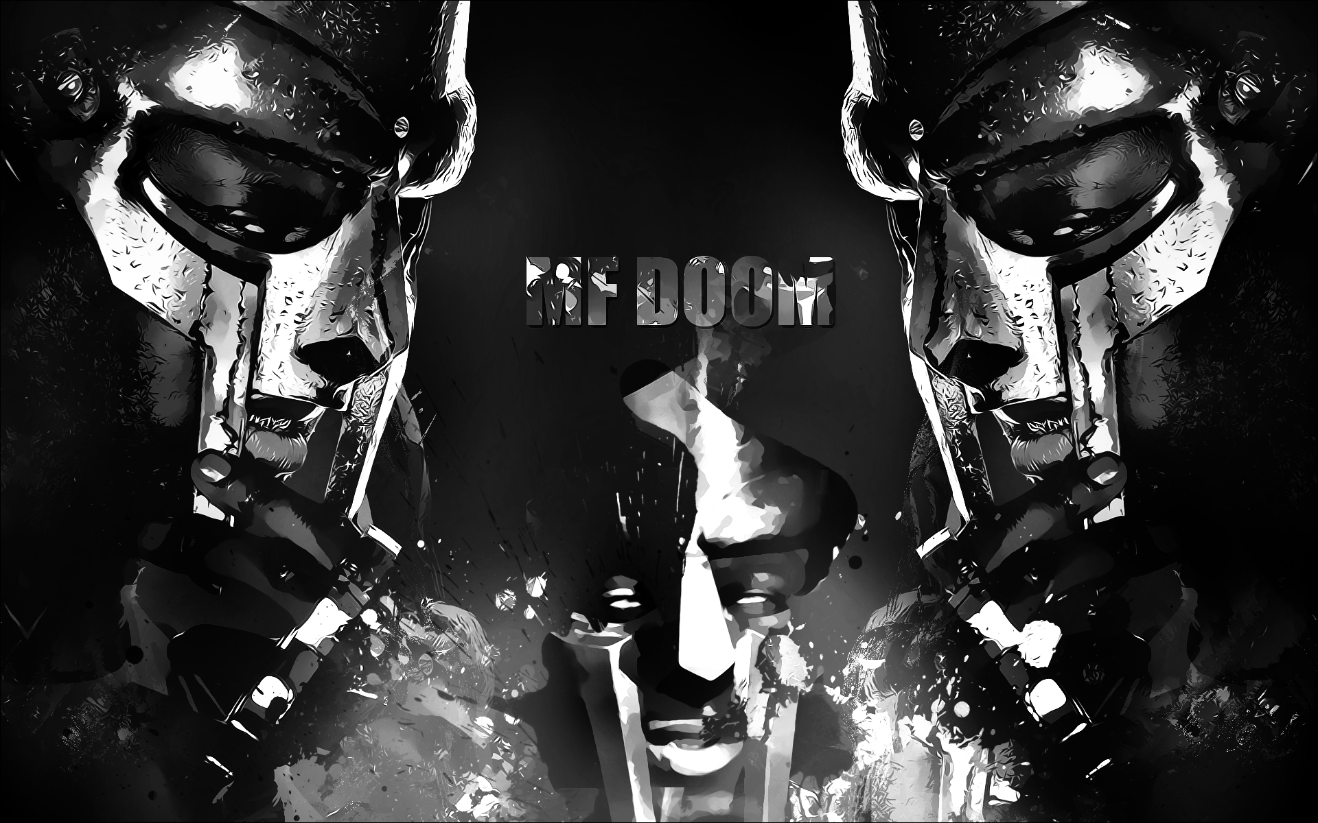 mf doom wallpaper 9 - photo #17