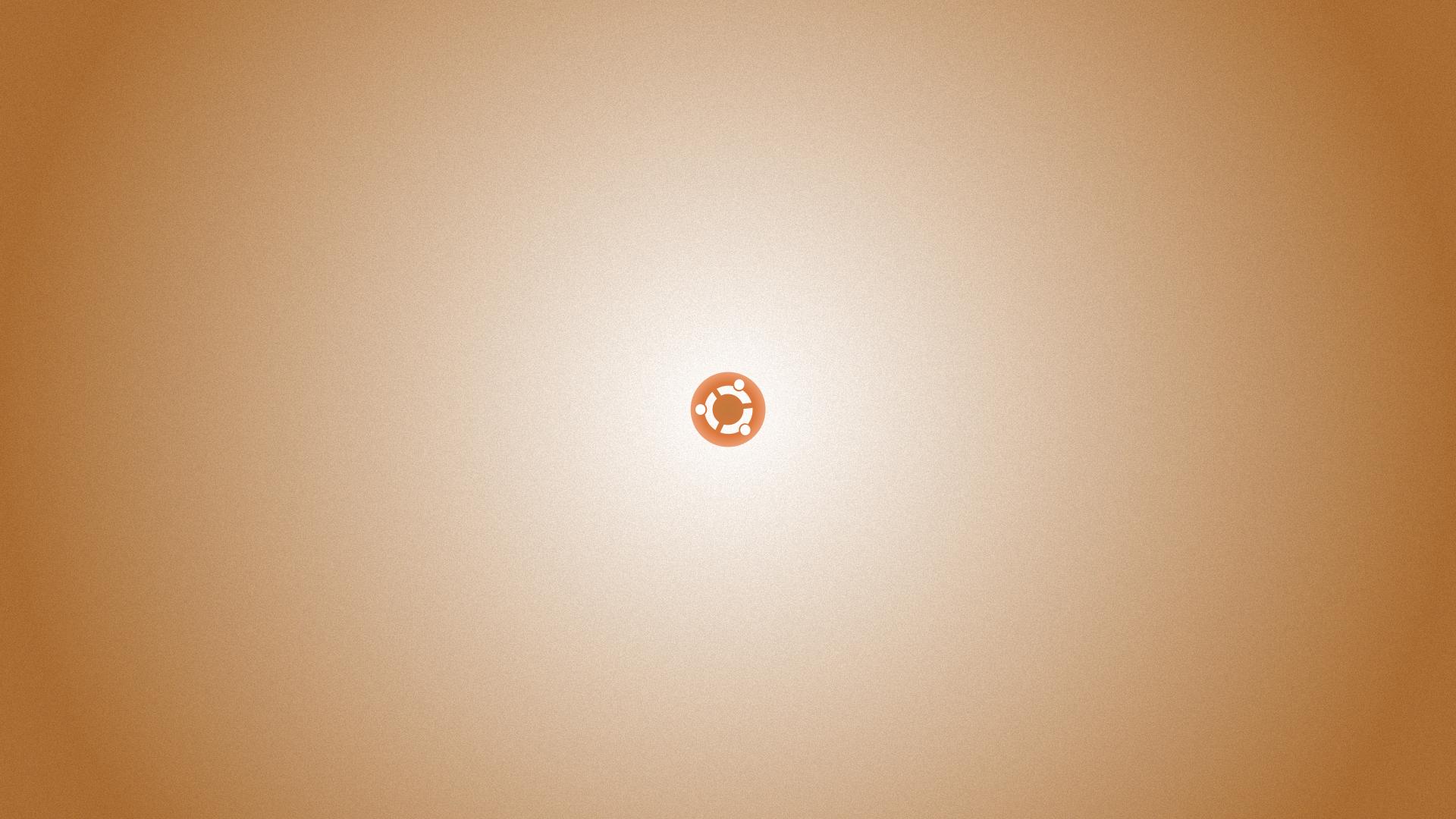 Ubuntu Brown - 1920x1080 by abluescarab