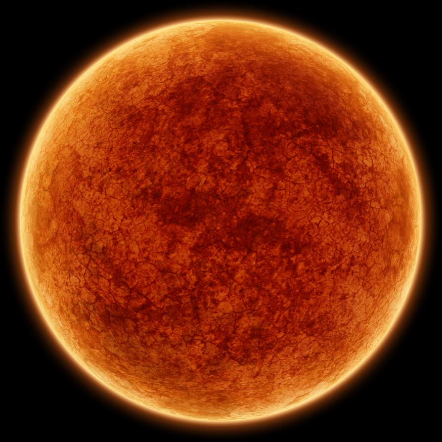 New Sun by abluescarab