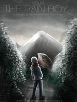 The Rain Boy by VantablackTheWatcher