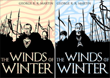 George Martin's The Winds of Winter by ZacharyFeore