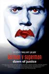 Batman v Superman Alternative Poster #2 by ZacharyFeore