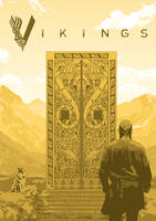 Vikings poster by ZacharyFeore