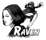 Raven by ZacharyFeore
