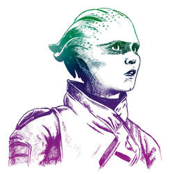 Peebee by ZacharyFeore