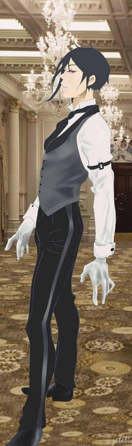 occupied butler