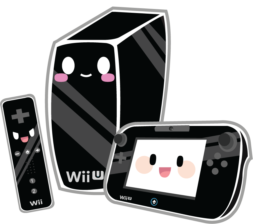 Cute WiiU! by Berri-Blossom