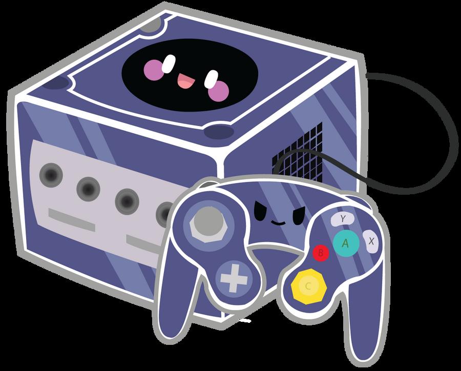 Cute Gamecube! by Berri-Blossom