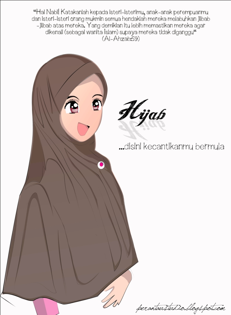 Anime Imut Hijab Is Beautiful By Caliphs89 On Deviantart