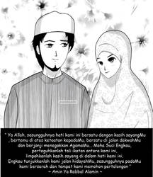 halal couple by caliphs89