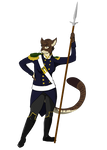 Captain of the Stoatorian Guard