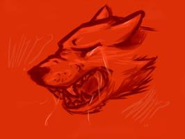 Whywolf by Bucketfox