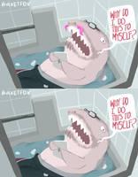 Sharkiplier by Bucketfox